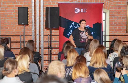 Women's Day in JLL Poland