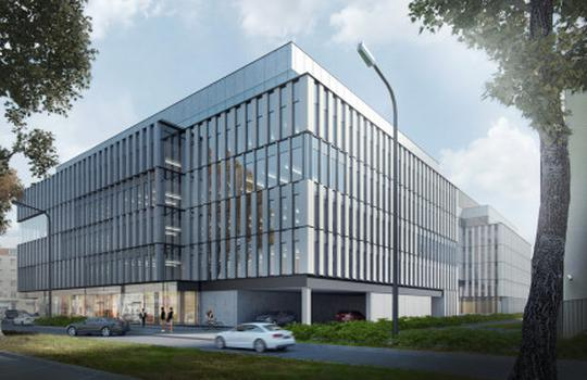 Maraton office building signs up its first tenant