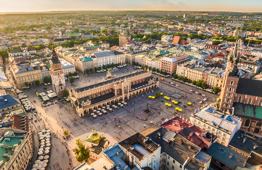 Kraków ready for new investors from the business services sector