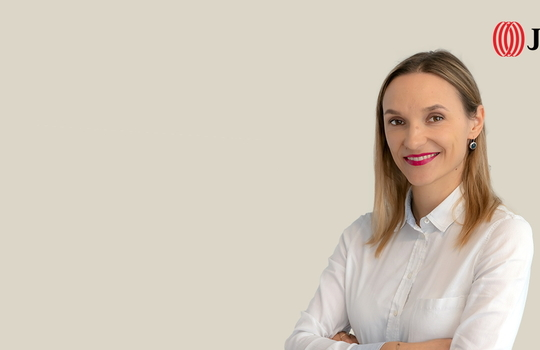 Olga Szczęsna to join the Office Agency at JLL