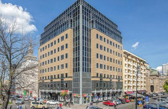 Valad Europe buys Warsaw city centre office from MEAG