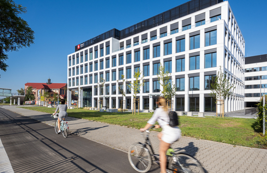 PM Group to lease space at West 4 Business Hub in Wrocław