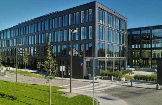 VELUX to expand offices in The Park Warsaw