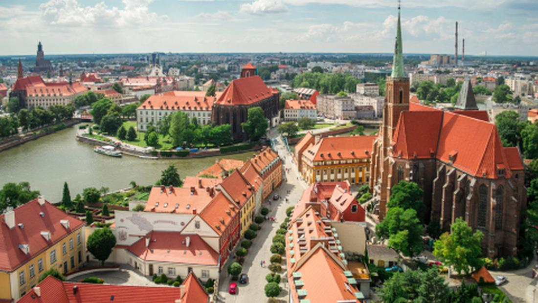 Wrocław modern office stock to exceed 800,000 sq m in 2016