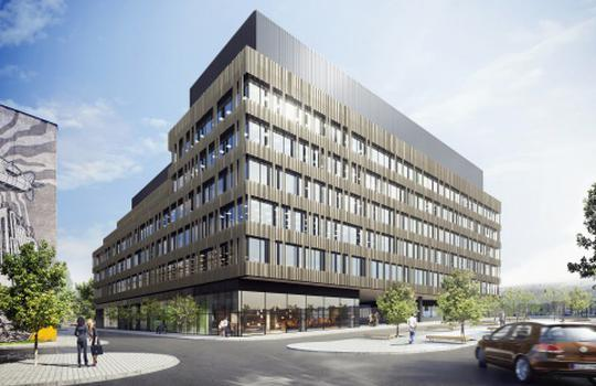 Cybercom Poland to establish new space for innovations in Nowa Fabryczna building in Łódź
