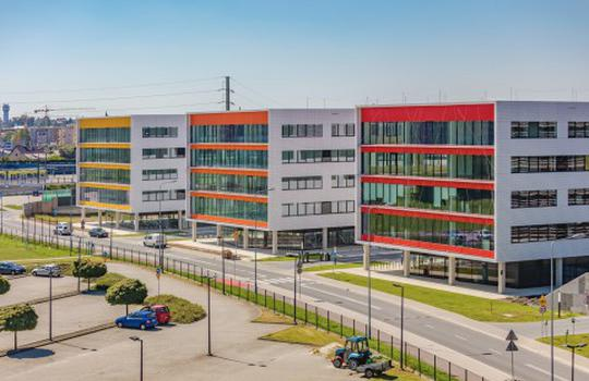 Another great move - Ericsson leases 8,000 sqm in DOT Office in Kraków