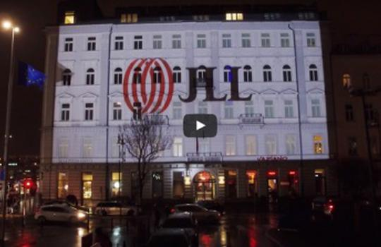 Union Investment and JLL presented 3D mapping at Lipiński Passage
