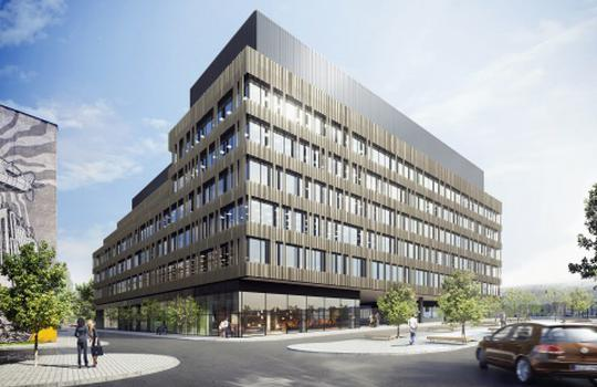 JLL to take over management of Nowa Fabryczna office building in Łódź