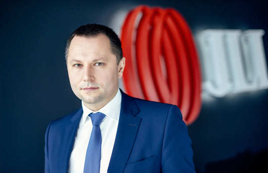 Łódź changing beyond all recognition and attracting new business