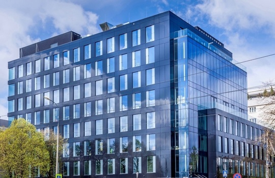 Regus to expand in Warsaw