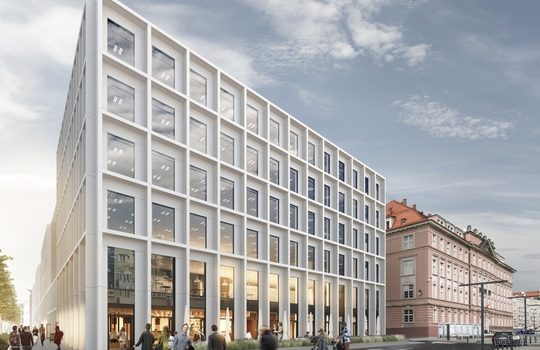 JLL acquires automotive and industrial supplier Schaeffler as tenant in Nowy Targ office project