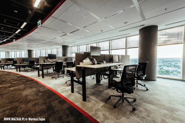 New JLL's office