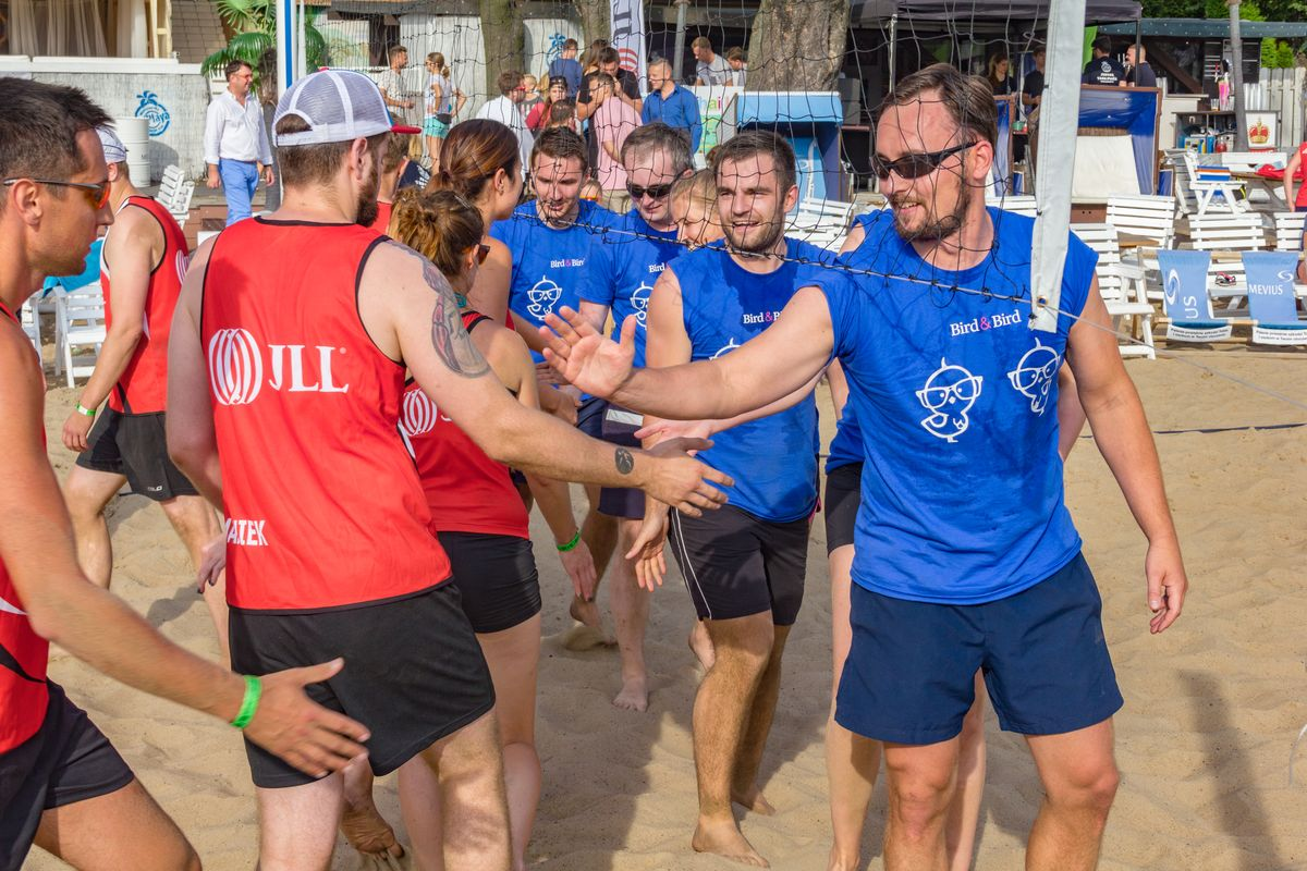 7th Charity Real Estate Beach Volleyball Tournament