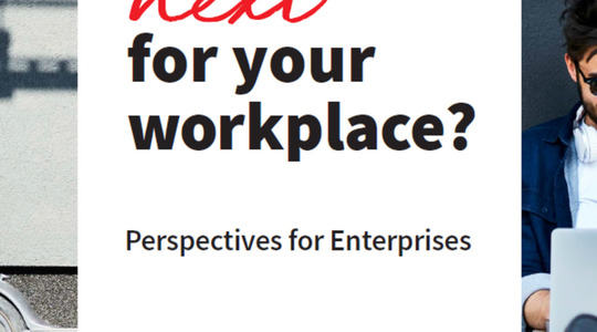 And now, what's next for your workplace?
