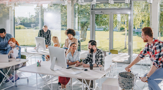 Diversity in the workplace: how to deliver future-proof offices