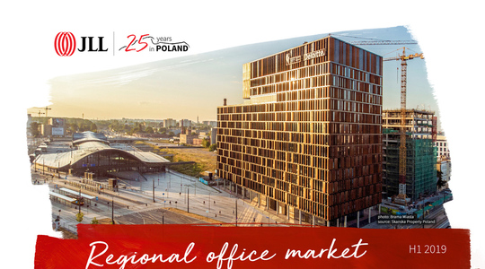 Regional Office Market H1 2019