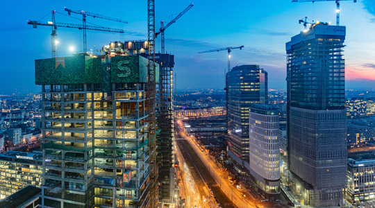 Warsaw office market April 2020