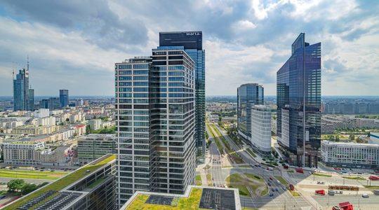 Office market in Warsaw