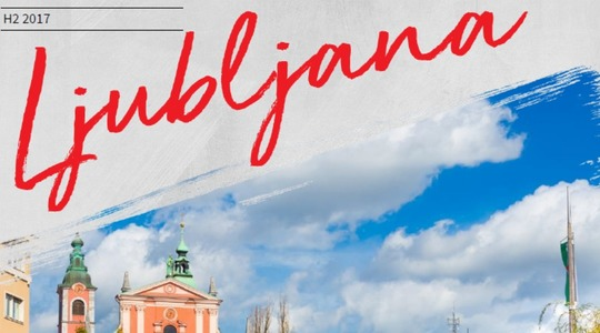 Ljubljana City Report H2 2017