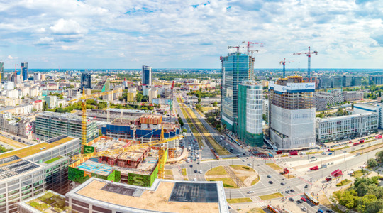 Warsaw office market July 2019