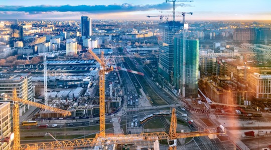 Warsaw office market January 2019