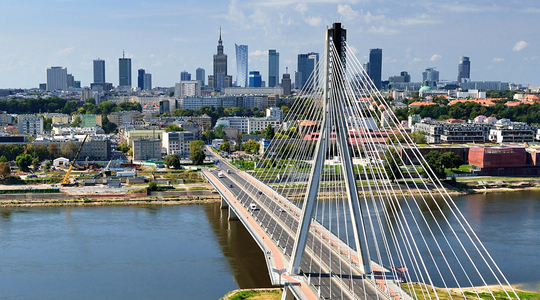 Warsaw City Report, Q4 2017